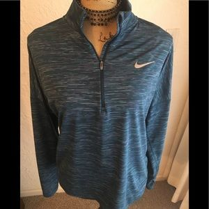 Nike Dry-fit Running Pullover